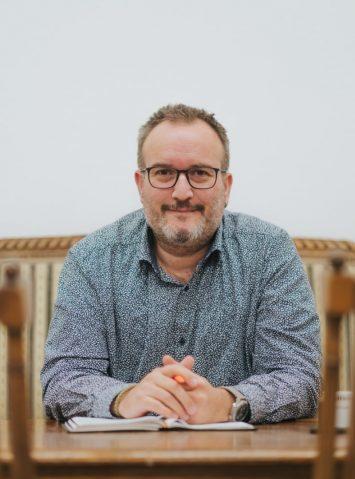 Patrick Honegger, Inhaber von Zweitbüro GmbH
