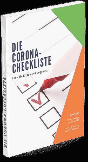 Corona Checkliste Cover