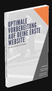 E-Book-Ratgeber: Optimale Vorbereitung auf die eigene Website