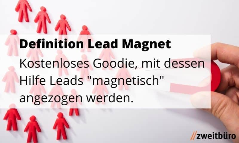 Definition eines Lead Magneten